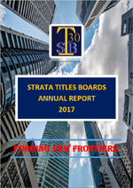 Strata Titles Boards Annual Report 2017